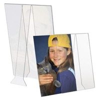 marco de acrlico de la foto