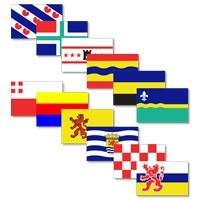 Provincie vlag & wimpels