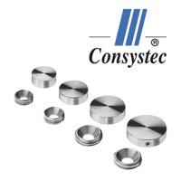 Consystec sier- afdekkappen