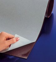 magnetic foil adhesive