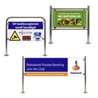 stainless steel sign frames