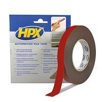 double-sided tape black