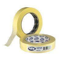 Crepe-Afplak tape 60 graden