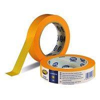 Crepe-Afplak tape Gold