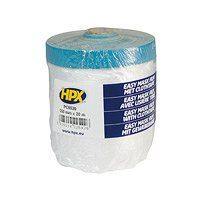masking tape with static film